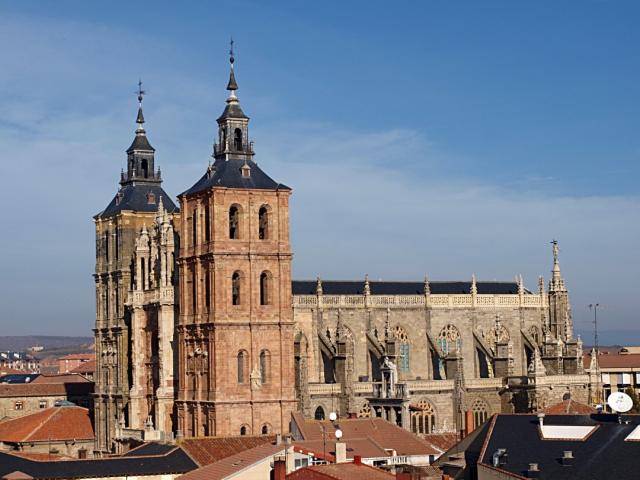 Catedral de Astorga - Wikicommons