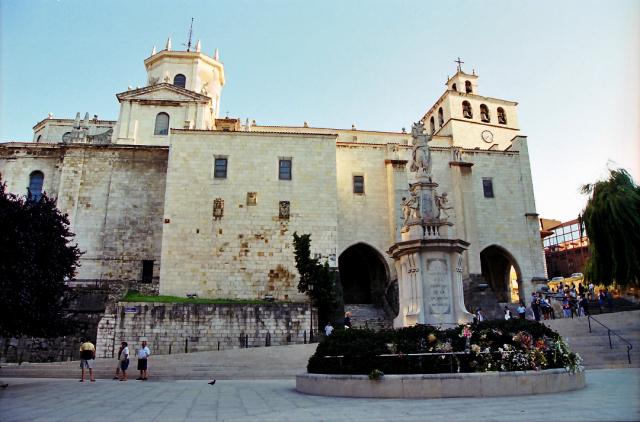 Catedral de Santander - Xavier Estruch - Flickr