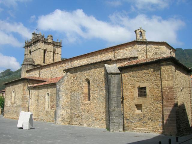 Colegiata Santa María la Mayor - José Antonio Gil Martíne Flickr
