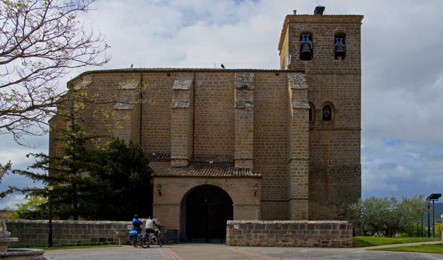 Iglesia de la Asunción - Miguel Cortés/iStock