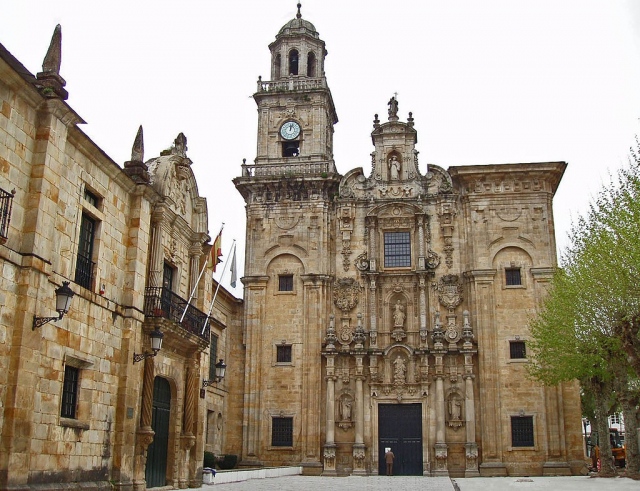 Monasterio de San Salvador en Lourenzá