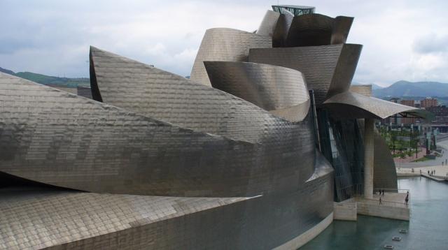 Museo Guggenheim de Bilbao | Wikimedia Commons