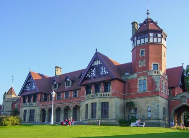 Palacio de Miramar - Generalpoteito Wikicommons