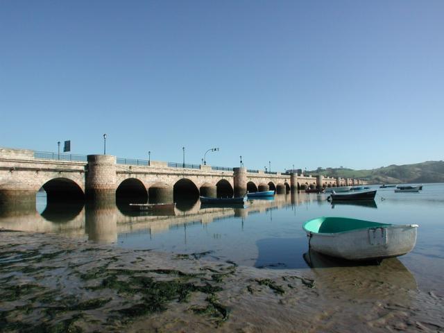 Puente de la Maza - Wikicommons