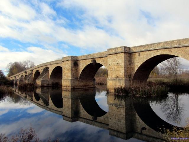 Puente Fitero | Imagen Santiago López Pastor: Flickr